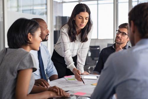 Delegieren – sich selbst entlasten, MitarbeiterInnen fördern
